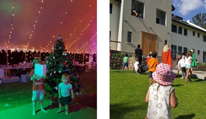 Kerst en Sinterklaas in een weekend