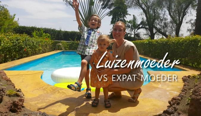 Luizenmoeder vs Expat moeder