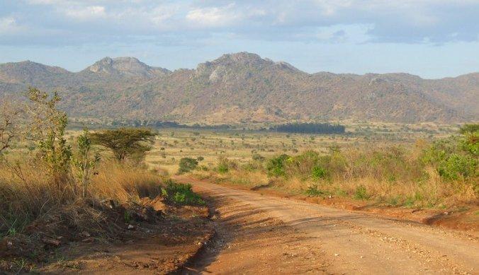 Op weg naar het afgelegen Kidepo National Park