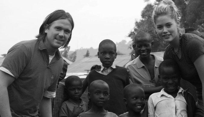 Waar is de Mol met Doutzen Kroes in Oeganda