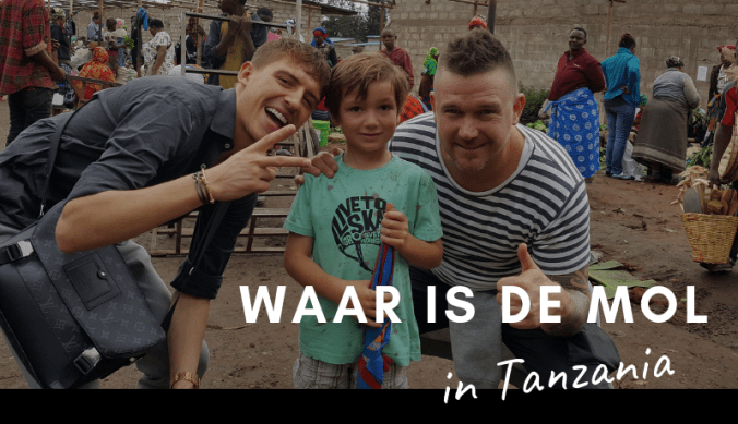 Waar is de Mol in Tanzania