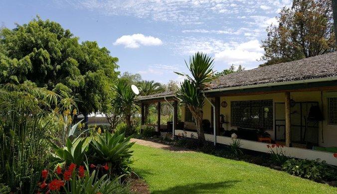Thuis in Arusha Tanzania