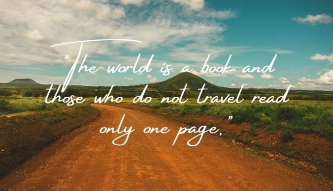 Those who dot not travel ready only one page quote