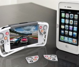 flipside iphone game controller-case