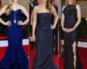navy blue di SAG Awards