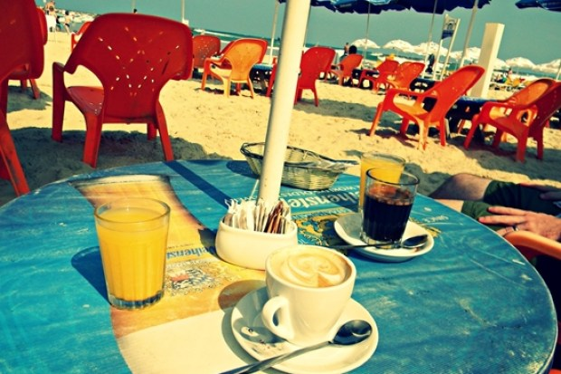 Tel Aviv Beach Coffee