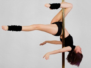manfaat pole dancing