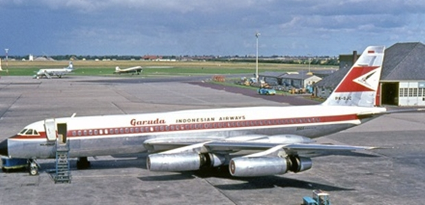 Convair 990 Garuda Indonesia Airways