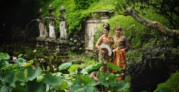 Pre-wedding Art Centre Bali
