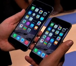 iPhone 6 dan iPhone 6 Plus