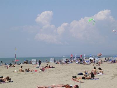 Fiumicino, dal 1 maggio apre stagione balneare
