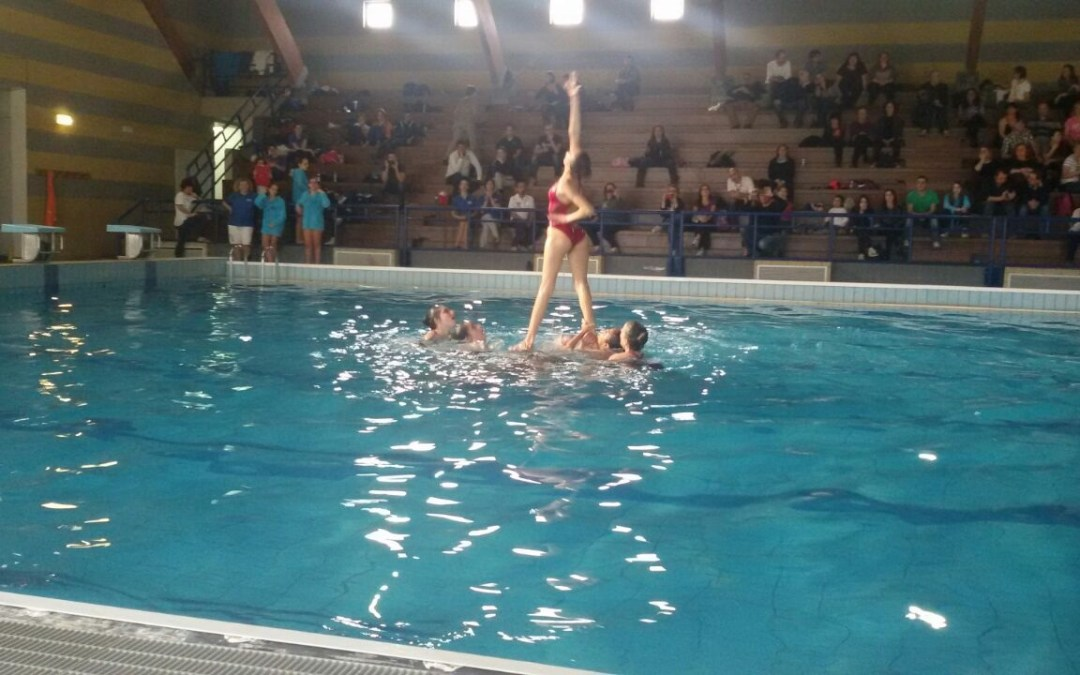 Tutti in Piscina – Kinder+Sport: doppia tappa di sincro a Civitavecchia