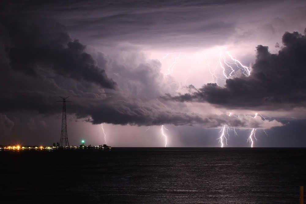 Allerta meteo sulla Regione Lazio: domani temporali