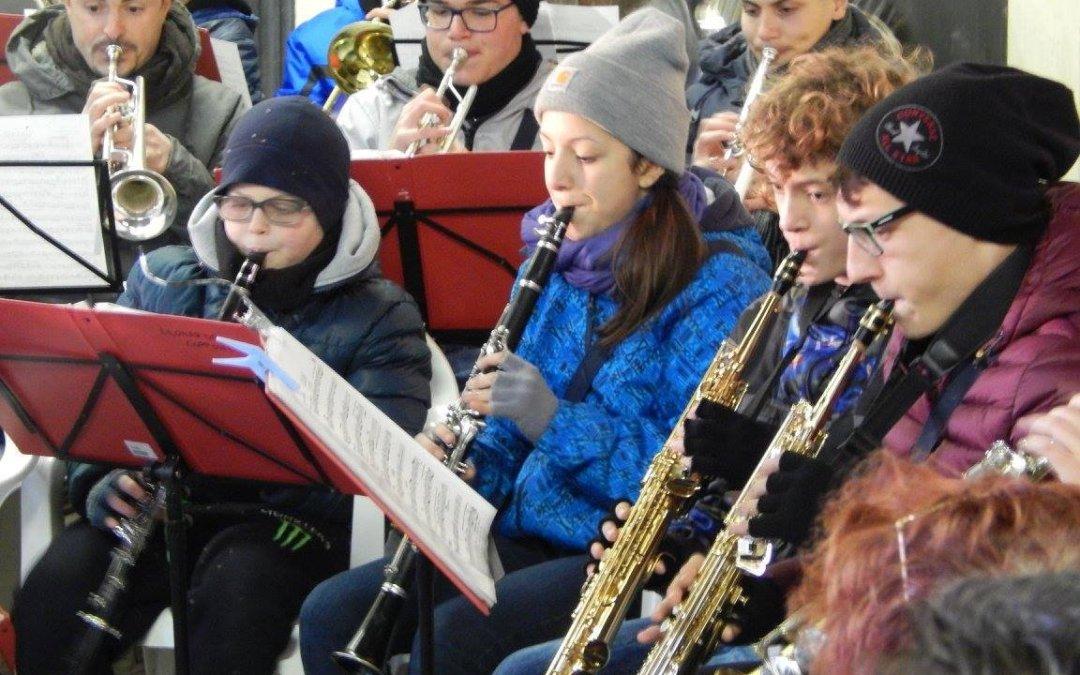 Tolfa, tempo di saggi per la scuola di musica Verdi
