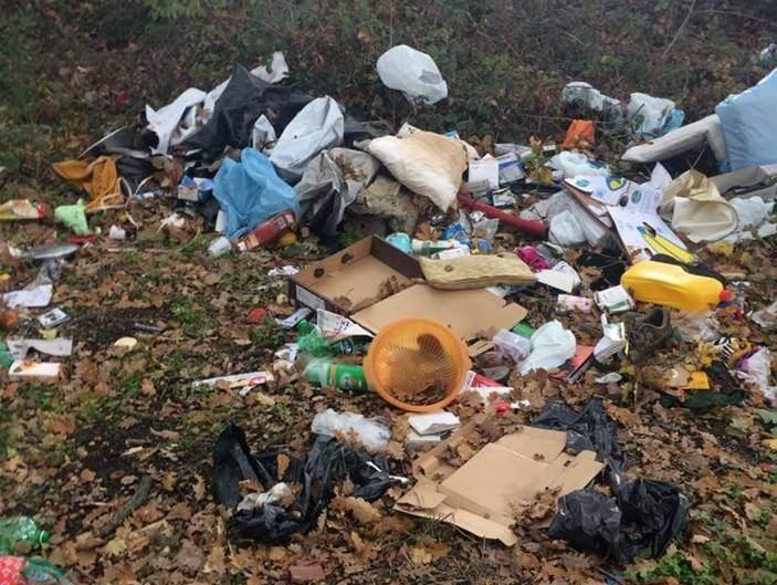 Parco Bracciano – Martignano: ancora sanzioni per abbandono rifiuti