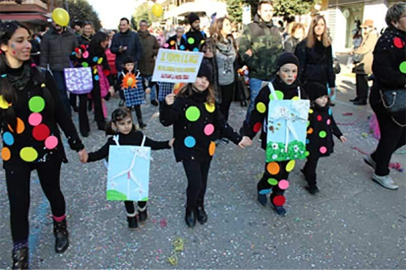 Carnevale a Testa di Lepre, il bilancio della Pro Loco