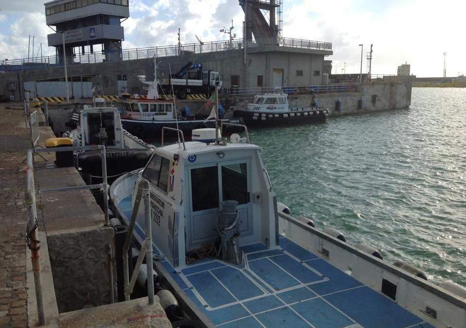 Civitavecchia, la Filt Cgil ringrazia gli Ormeggiatori intervenuti per la barca scuffiata