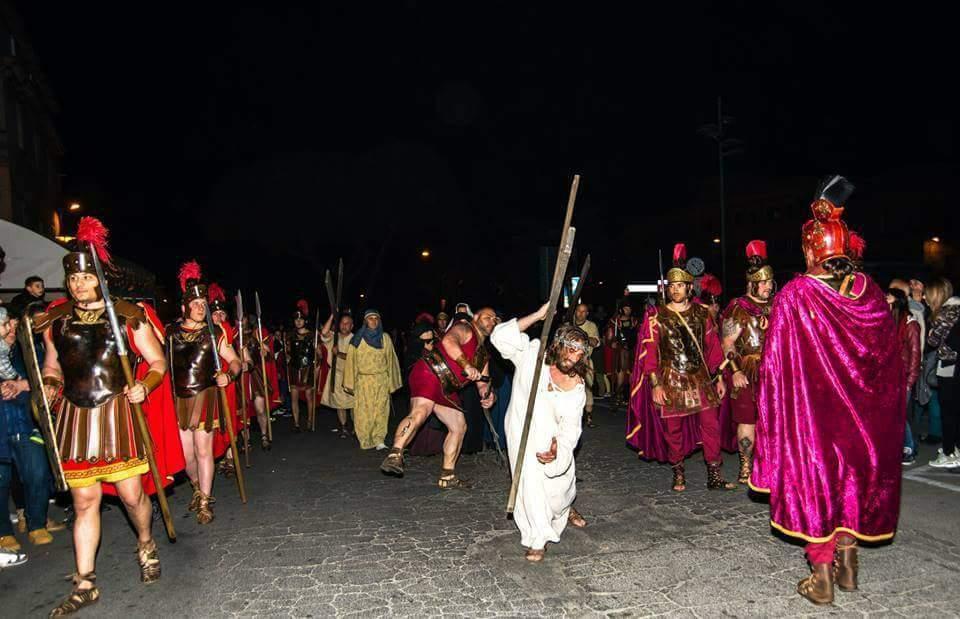 Al Castello di Santa Severa venerdì c'è la Via Crucis