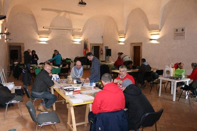 Cerveteri, domenica di giochi da tavolo a sala Ruspoli