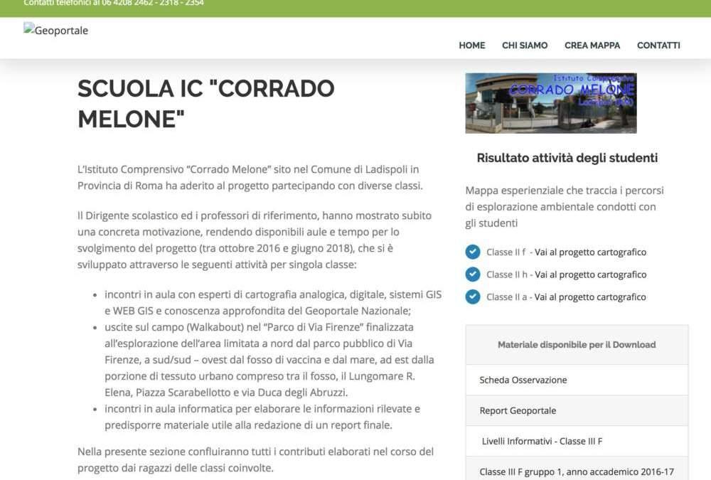 Geoportale a scuola per la Corrado Melone: le proposte dei ragazzi al sindaco di Ladispoli
