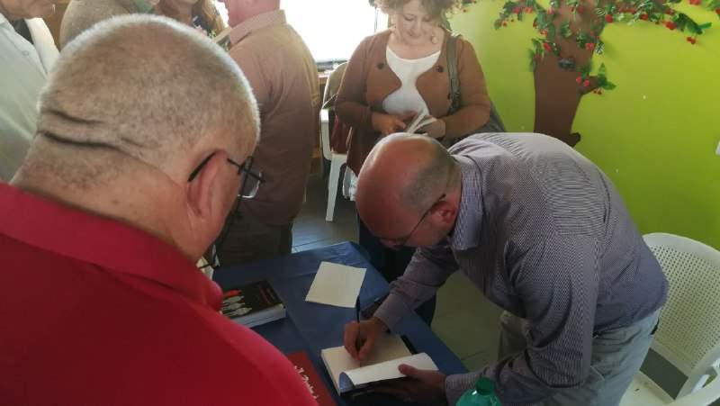 Danilo Catalani presenta i suoi libri a Santa Marinella