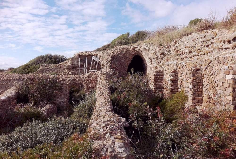 Il Movimento Archeoetruria promotore dell'inserimento dell'importante Villa delle Grottacce di Santa Marinella