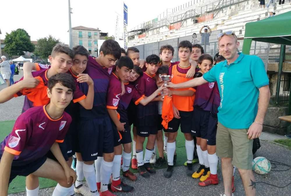 Manziana Canale Cup un successo di squadre