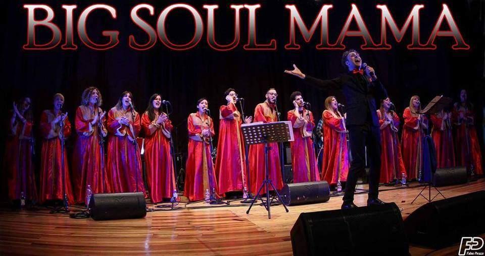 Ladispoli, sabato i Big Soul Mama