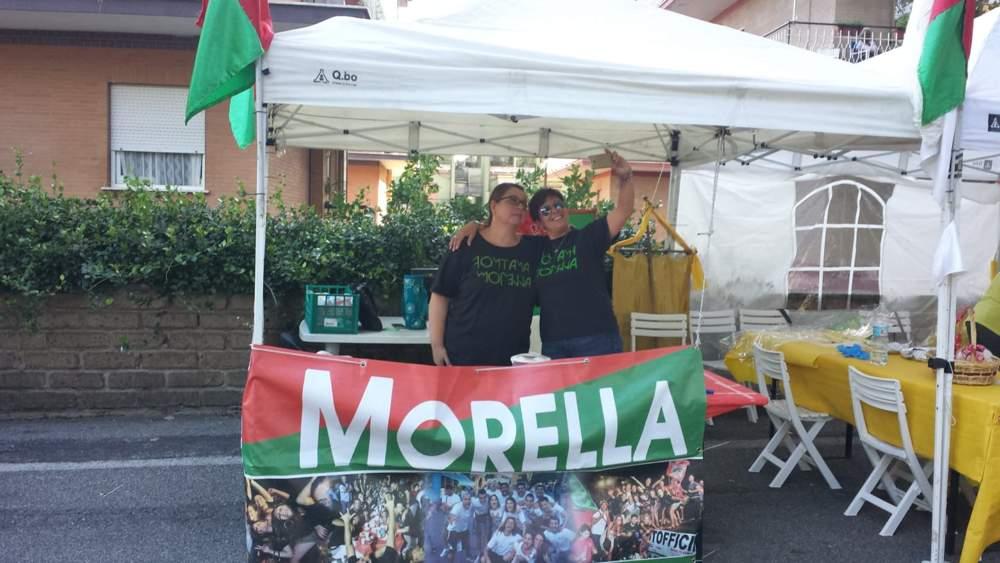 """Cerveteri, il Rione Fontana Morella celebra """"Nonni e non solo"""""""