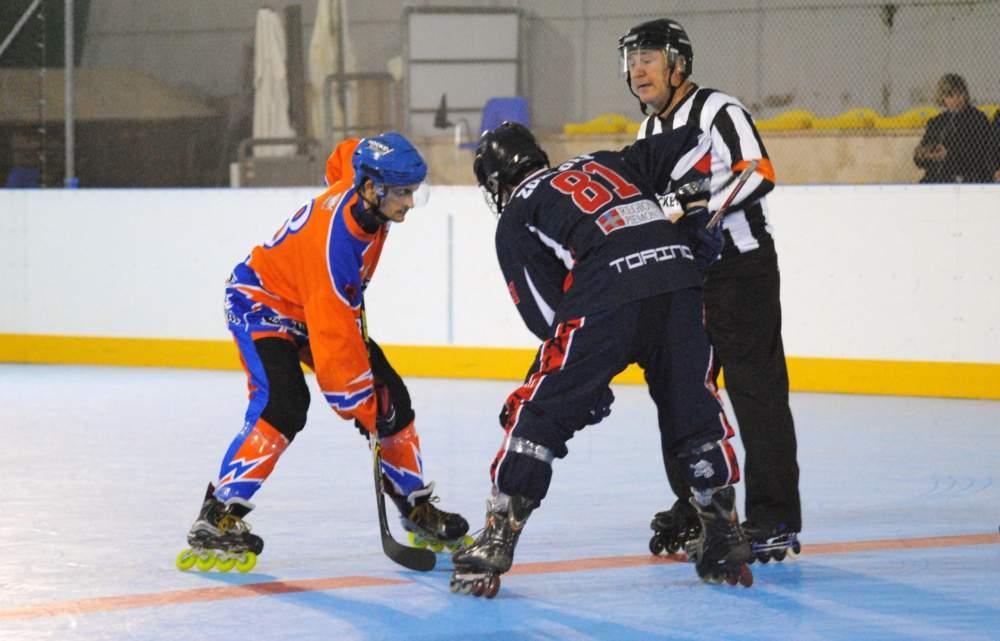 Hockey in line, Snipers TecnoAlt Civitavecchia sconfitti ad Asiago