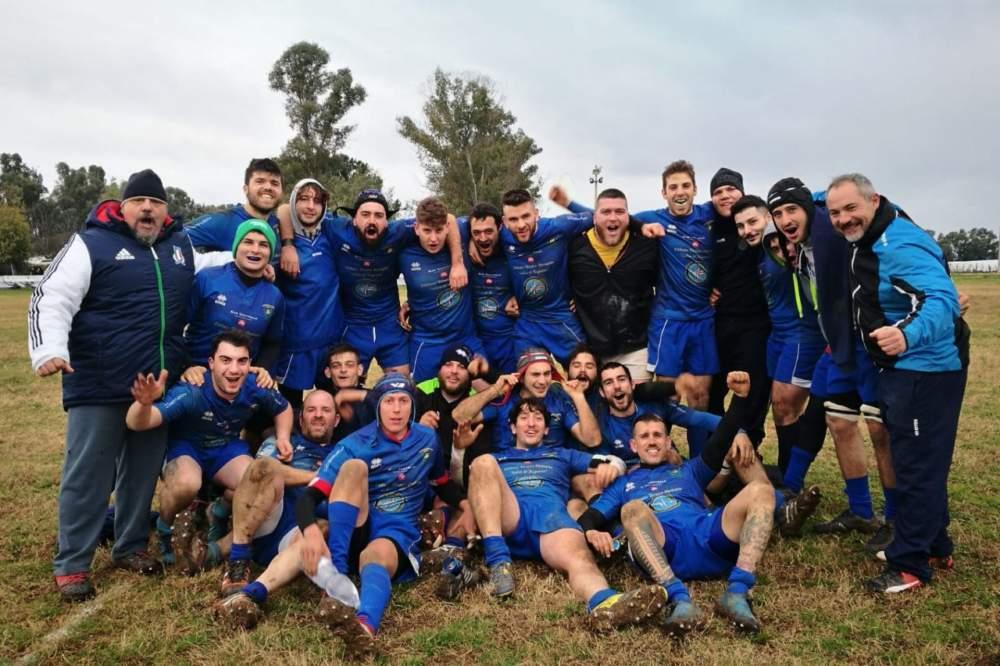 Rugby, Montevirginio insaziabile: con la Nea Ostia finisce 62-0