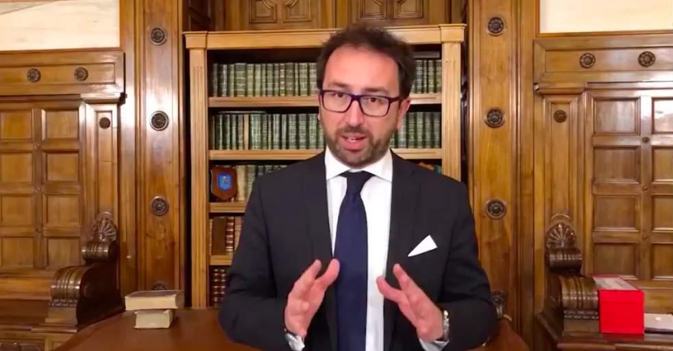 """Omicidio Vannini, Ministro Bonafede contro le parole del giudice: """"Inaccettabile"""""""