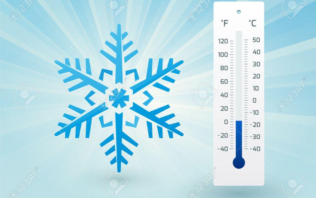Temperature in picchiata fino a -7° da domani