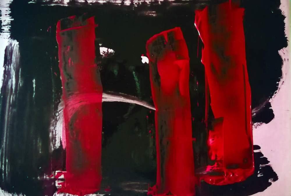 Cerveteri, a Sala Ruspoli la mostra Il Rosso e Il Nero di Alberto Parres
