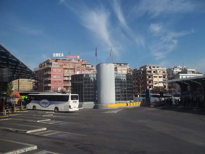 Autostazione Tibus, carabinieri sequestrano 23 chili di marijuana