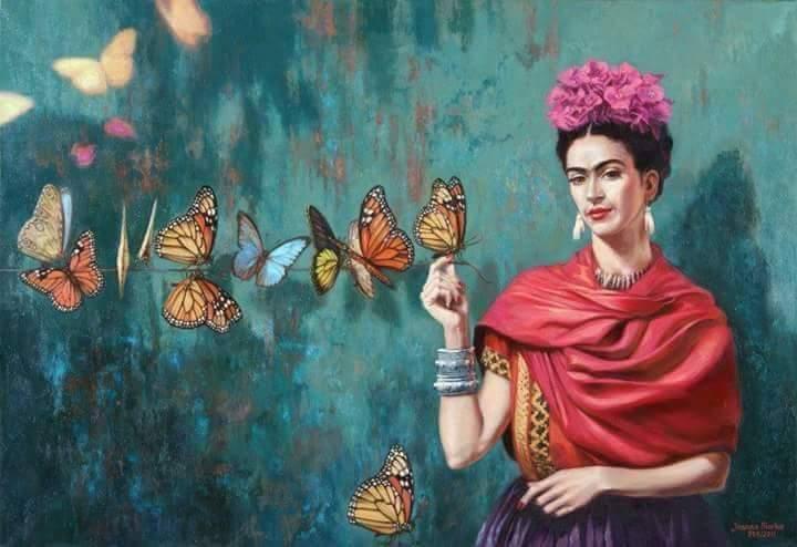 Da Frida Kahlo a Samantha Cristoforetti: Pittori Anonimi Trullo e Uman rendono omaggio alle donne
