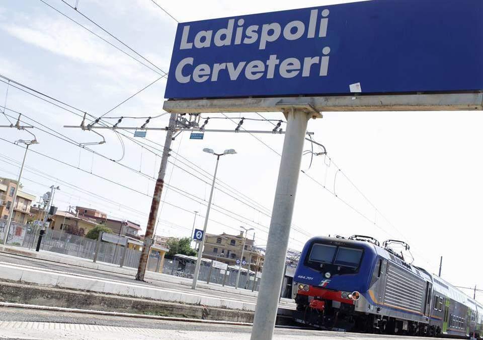 Guasto alla stazione di Ladispoli, FL5 in tilt