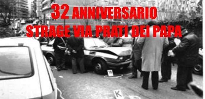 Marconi, commemorazione per gli agenti uccisi dalle Br