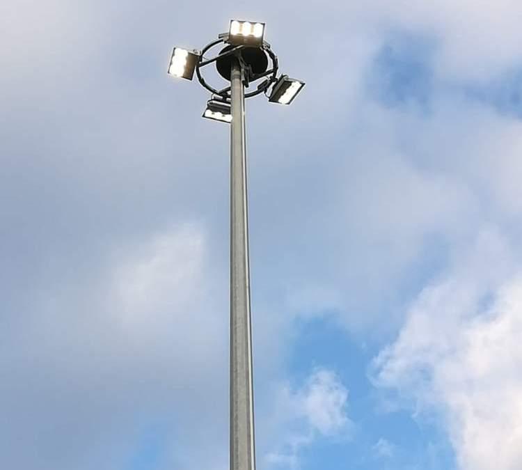 Cerveteri, torna in funzione la Torre Faro allo svincolo tra la Via Aurelia e la Via Doganale