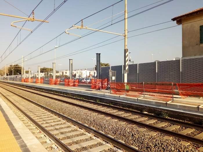 Marina di Cerveteri, riapre il vialetto di accesso della stazione lato Campo di Mare