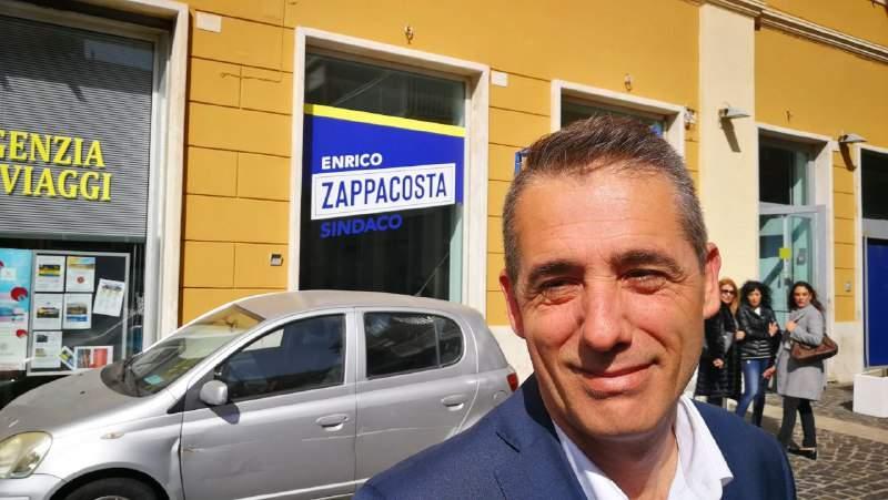 """Civitavecchia, Zappacosta: """"Pronto al passo indietro solo se Grasso fa altrettanto"""""""
