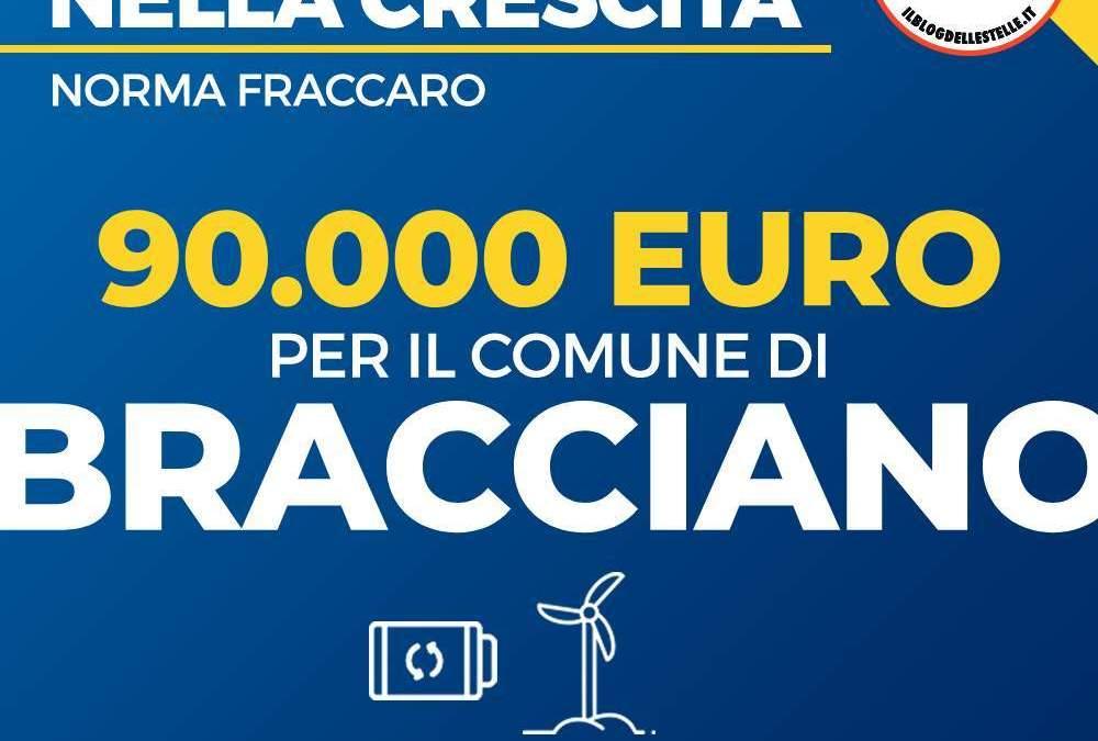 Dal governo 90.000 euro per Bracciano
