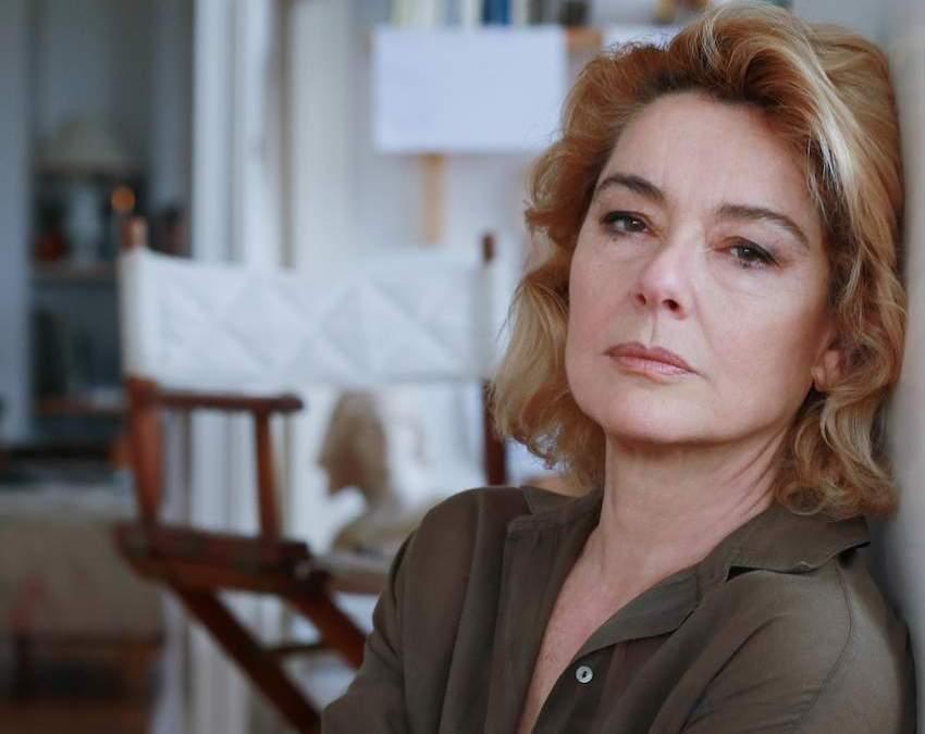 Monica Guerritore in DALL'INFERNO ALL'INFINITO
