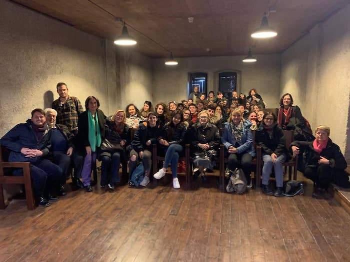 Civitavecchia, viaggio della Memoria per l'istituto Stendhal