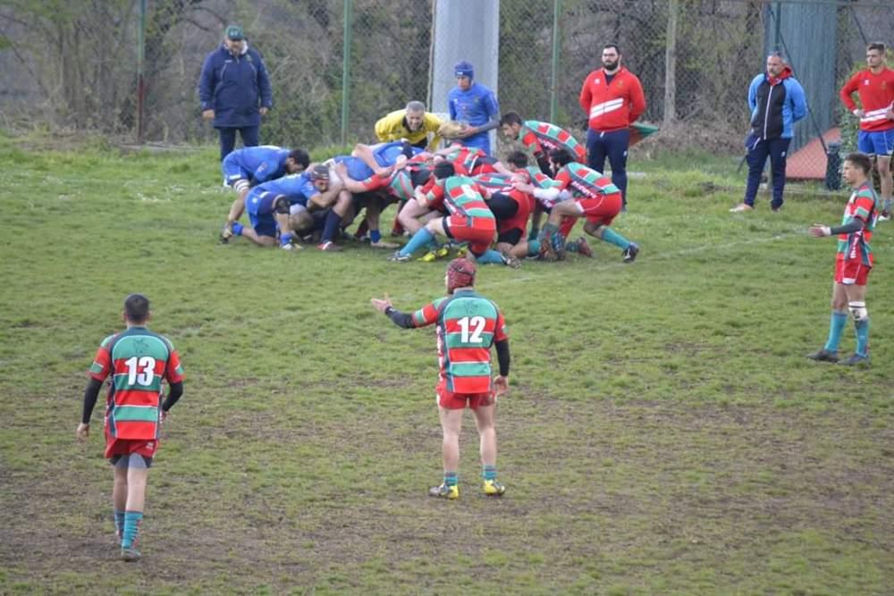 Rugby, Montevirginio a un passo dal traguardo dopo aver espugnato Segni per 43-5