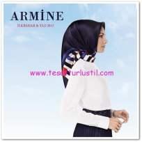 Armine 2015 yaz eşarp koleksiyonu