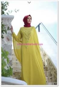 Setrms 2015 sarı abiye elbise modelleri