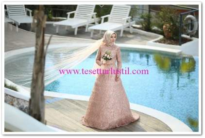 Setrms pembe ışıltılı prenses elbise