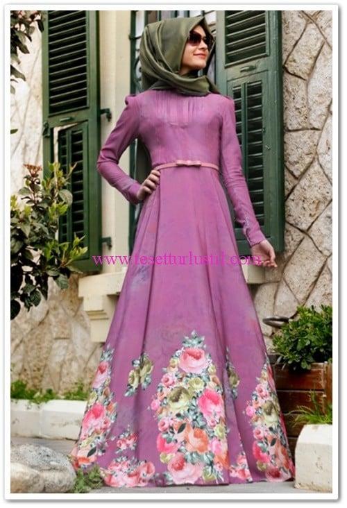 94151db31b8a3 2015 tesettür elbiseler | Tesettürlü Giyim Stilleri