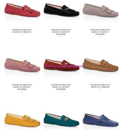 Tods 2016 püsküllü loafer modelleri